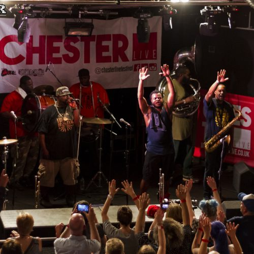 Chester Live confirm dates for 2018