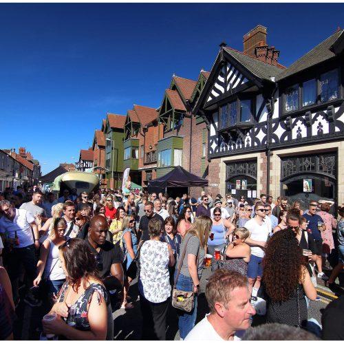 Chester Live Street Festival Breaks Records