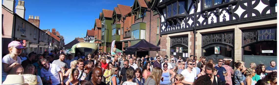 Chester Live 2020 to get 'Chip'd'