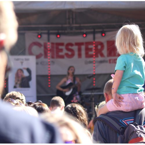 Chester Live 'Online & Live' Launches in 12 Hours Time