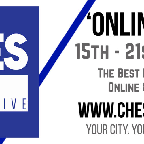 Chester Live 2020 'Online & Live'