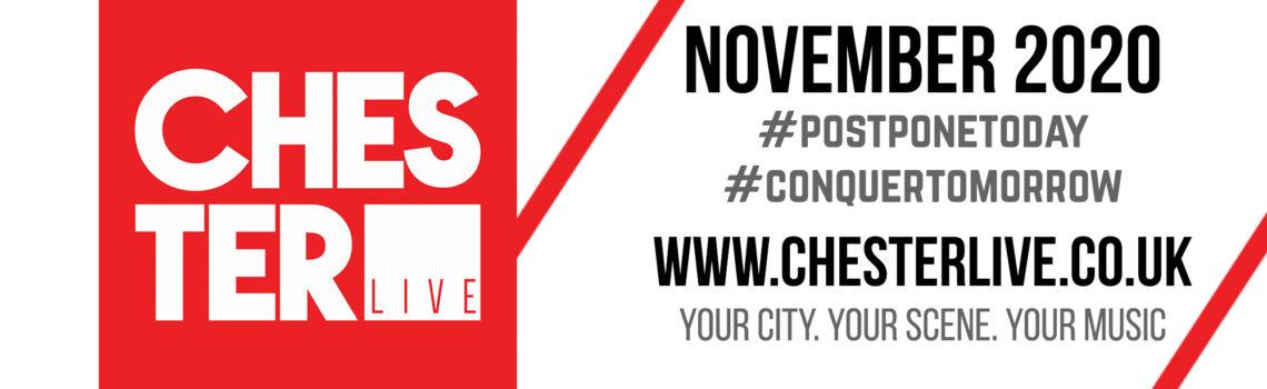 Chester Live 2020 Postponed
